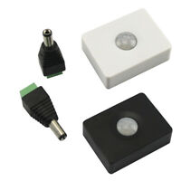 Schalter Infrarot PIR Bewegungsmelder Lichtsensor DC 5-24V für LED Strip Leiste