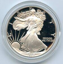 1988 American Eagle Silver Dollar PROOF Coin - 1 oz U.S. Mint Case Box - AL681
