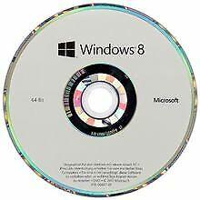 Windows 8 OEM 64 Bit Vollversion von Microsoft Software | Software | Zustand gut