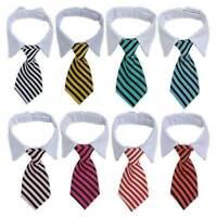 Dog Cat Formal Bow Tie Adjustable Necktie Collar Bowtie Cute Pet Accessories
