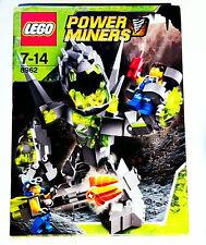 Lego Power Miners König der Monster (8962) NEU + OVP