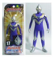 "Bandai Ultra Hero Series #17 VINYL ULTRAMAN TIGA SKY TYPE 6"" Action Figure MISB"