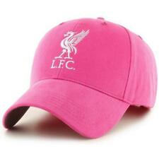 LIVERPOOL FC ADULT BASEBALL CAP PINK - OFFICIAL GIFT