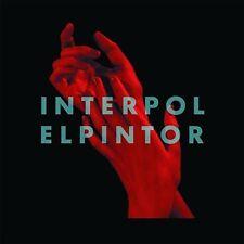 El Pintor - Interpol (2014, CD NEW) 5414939741821