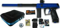 Field One Force Paintball Marker .68 Caliber Gun - Blue and Black