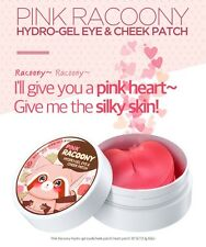 New [Secret Key]Pink Racoony Hydro-gel Eye & Cheek Patch 1.1g x 60ea Korea