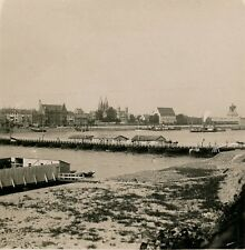 Allemagne c. 1900 - Stéréo KOBLENZ Bord du Rhin - 19