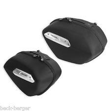 DUCATI Seitenkoffer Koffer Sidebags halbfeste Seitentaschen NEW HYPERMOTARD