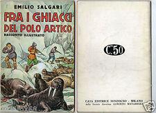 emilio salgari racconto illustrato n. 8 s. talman avventure rare 1° edition 1935