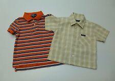 Polo Ralph Lauren Boys Size 3T Polo Shirt & Guess Size L Button Front Shirt