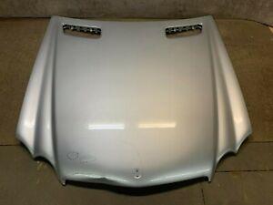 2003 2004 2005 2006 2007 2008 Mercedes SL500 SL600 Front Hood Gray OEM