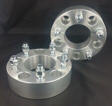 2 X Hub Centric Wheel Spacers 5X135 14X2.0 87MM CB 50MM 2 Inch For Lincoln Ford