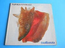 LP ITALIAN PROG NAPOLI CENTRALE - MATTANZA - ORIGINALE