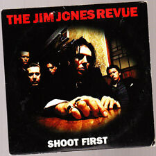Promo Music CD, The Jim Jones Revue, Shoot First (Burning your House Down)
