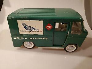 Vintage Buddy-L REA Express Truck-Carrier Pigeon
