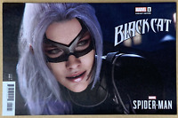 Black Cat #1 Spider-Man City @ War Game Movie Video Game Variant GEMINI SHIPPING