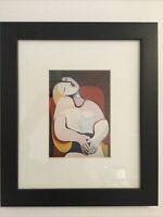 "Beautiful Pablo Picasso ""THE DREAM"" Artwork Reproduction."