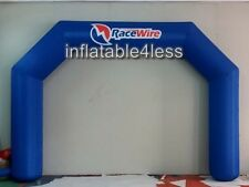 20ft Inflatable Hexagon Arch w/Fan Race Running Timing CUSTOM MADE FREE MOCKUP