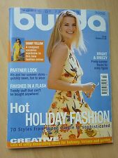 Burda Fashion 7/2002 Holiday fashion, uncut patterns