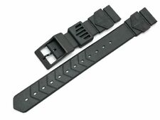Tag Heuer Formula 1 F1 Mid-size 18mm Plastic Watch Band New Genuine Replacement