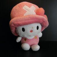 Peluche HELLO KITTY BANDAI 2011 jouet enfant vintage déco design SANRIO N5741