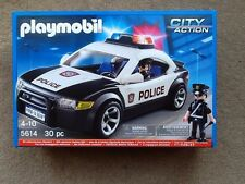 NEUF Playmobil 5614-City Action Police Voiture