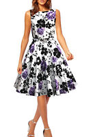 Factory Seconds 'Audrey' Vintage Serenity 50's Dress - Clearance SALE