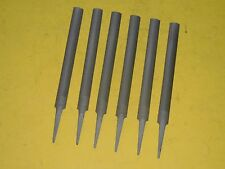 "6 NEW 04861N  NICHOLSON 6"" HALF ROUND SMOOTH FILES , FREE SHIPPING!!!"
