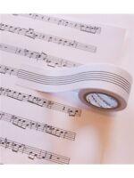 Overscore Unique Removable Manuscript Tape CORRECTION STICKER MUSIC ACCESSORY