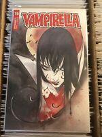 VAMPIRELLA #16 PEACH MOMOKO VARIANT COVER B dynamite red sonja 2020 hot artist