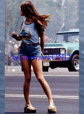"""Jungle Pam"" ""Jungle Jim"" Liberman & 1970s NITRO Funny Car Racing PHOTO! #(7c)"