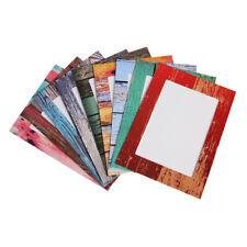 7inch DIY Photo Wall Creative Wood Frame Paper Hanging Album Combination R1BO