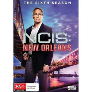 NCIS New Orleans : Season 6 : NEW DVD