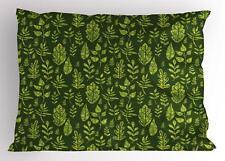 Sage Pillow Sham Decorative Pillowcase 3 Sizes Bedroom Decor Ambesonne