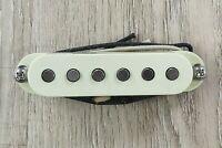 Suhr V63 Single Coil Alnico V Strat Style Guitar Pickup MIDDLE RWRP Aged Green