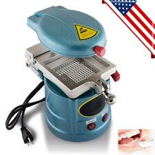 Dental Vacuum Forming Molding Machine Former Dental Lab Equipment 800w Usa