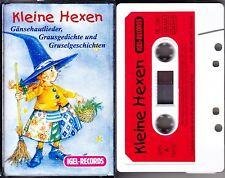 MC Kleine Hexen - Gänsehautlieder, Grausgedichte - IGEL-RECORDS