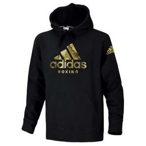 Adidas Boxing Badge of Sport Hoodie
