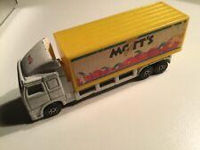 1996 Hotwheels Motts Apple Delivery Truck