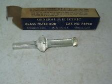 General Electric Glass Filter Rod For Vacuum Coffee Pot