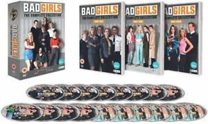 BAD GIRLS COMPLETE SERIES 1-8 DVD COLLECTION SEASON 1 2 3 4 5 6 7 8 UK Release