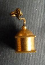 Breloque petit pendentif en forme de moulin à café