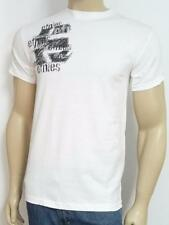 Etnies Etched Graphic Tee White T-Shirt 100% Cotton New NWT Mens Small