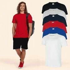Pack of 5 Plain Tshirt - Mixed Sizes - Mixed Colours - Men,  Unisex,  Kids