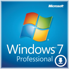 Microsoft Windows 7 PRO PROFESSIONAL | 32 & 64 bit Multilingual KEY SPEDIZIONE immediatamente