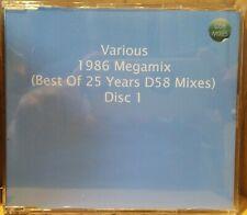 Various - 1986 Megamix (Best Of 25 Years D58 Mixes) Disc 1