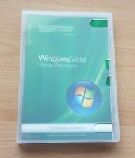 Windows Vista Home Premium - 32-Bit Operating System with SP 1 - OEM - DVD ROM
