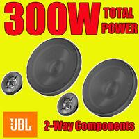 JBL 300W TOTAL 2WAY 6.5 INCH 16.5cm CAR DOOR 2WAY COMPONENT SPEAKERS + TWEETERS