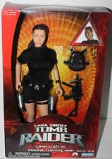 TOMB RAIDER PLAYMATES SEALED BOX,NEVER REMOVED 2001