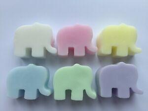 Mini Elephant children Hand Wash Soaps Handmade Soaps6 12 24 36